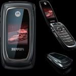 Celular Motorola i897 Ferrari Black