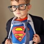 Fantasia Superman-Clark Kent