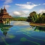 Piscina na Tailândia (Foto:Divulgação)