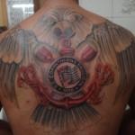 Tatuagem de torcedores de futebol (Foto:Divulgação)