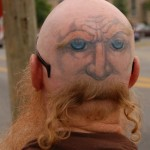 Tatuagem de face (Foto:Divulgação)