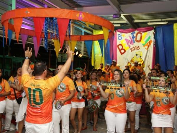 Marchinhas de Carnaval bloco carnavalesco