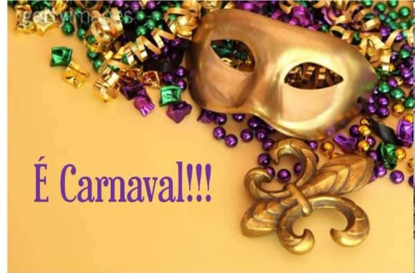 Marchinhas de Carnaval máscara