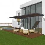 Casas sustentáveis Projetos, modelos, fotos 8