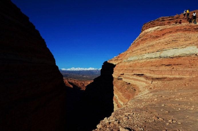 Paisagens de deserto: fotos