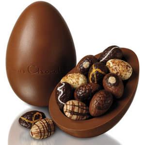 Como fazer ovos de Páscoa caseiros, passo a passo