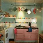 Cozinha com estilo antigo (Foto:Divulgaçao)