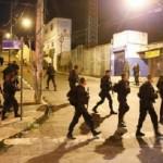 Bope começa a ocupar o Conjunto de Favelas do Alemão no Rio