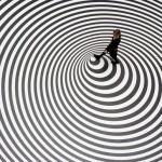 Ilusão de ótica em espiral (Foto:Divulgação)