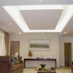 Iluminação sofisticada da sala (Foto: Divulgação)