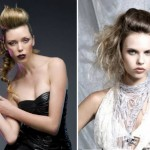 Topete feminino, o penteado da moda