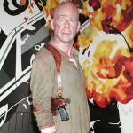 Bonecos de cera: Bruce Willis (Foto: Divulgação)