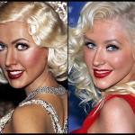 Bonecos de cera: Christina Aguilera  (Foto: Divulgação)