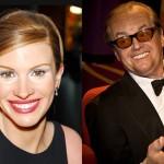 Bonecos de cera: Julia Roberts e Jack Nicholson (Foto: Divulgação)