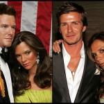 Bonecos de cera: Victoria e David Beckham (Foto: Divulgação)