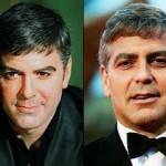 Bonecos de cera: George Clooney (Foto: Divulgação)
