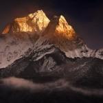 Montanha Ama Dablam - Nepal Oriental