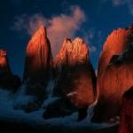 Cerro Fitzroy - Conhedida como montanha esfumaçada