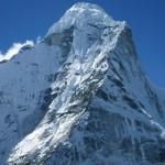Montanha Ama Dablam, vista por outro ângulo