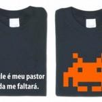 Camisetas de Nerd com frases bem elaboradas
