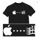 Camisetas de Nerds com estampas criativas