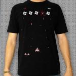 Camisetas de Nerds: Operating Systen Invaders