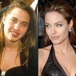 Anjelina Jolie - Antes e depois da fama