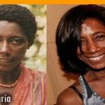 Gloria Maria - Antes e depois da fama