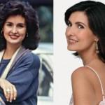Fátima Bernardes - Antes e depois da fama
