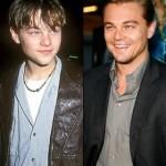 Leonardo Di Caprio - Antes e depois da fama