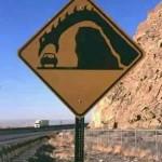 Cuidado: área de ataque do monstro do Lago Ness