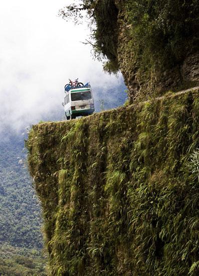 As estradas mais perigosas do mundo