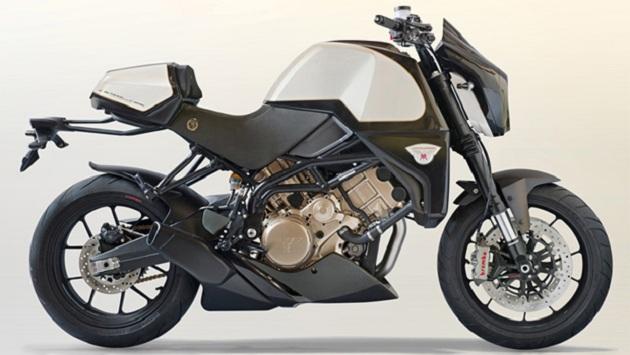 Moto Morini lança Rebello 1200 Giubileo