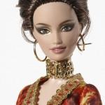 Boneca Barbie desenhada por Linda Kyaw