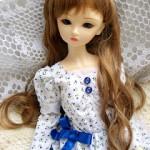 Boneca Nora - Japonesa
