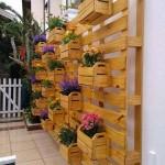 Como montar uma horta em casa - Fotos e modelos 14