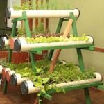 Como montar uma horta em casa - Fotos e modelos 15