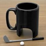 Caneca para mini golfe