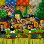 Decoração de festa com tema Chaves 9