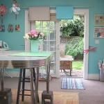 Azul turquesa dicas, objetos, como usar na decoração 6