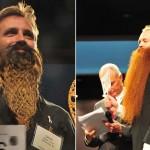 Barbas e bigodes diferentes - Estilo Treliça e Natural