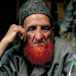 Barbas e bigodes diferentes - Barba Colorida