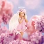 Anjo Criança Pura e Meiga