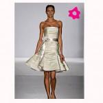 Vestido de Noiva Curto - Moderno e Chique