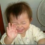 Não existe sorriso mais contagiante do que o de uma criança.