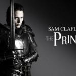 Sam Claflim é o príncipe.