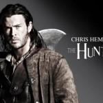 Chris Hemsworth é o caçador.