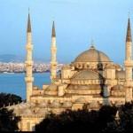 A histórica Istambul (Turquia) tem cerca de 12,5 milhões de habitantes