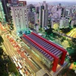 O Brasil também possui uma das maiores cidades do mundo, que é São Paulo