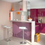 Escolher a localização dos eletrodomésticos não é problema já que as cozinhas pequenas são arquitetadas com o lugar exatos deles.